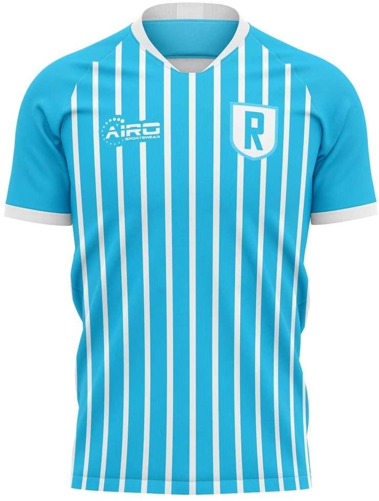 Airosportswear 2020-2021 Riga FC Home Concept Football Soccer T-Shirt Jersey - Kids