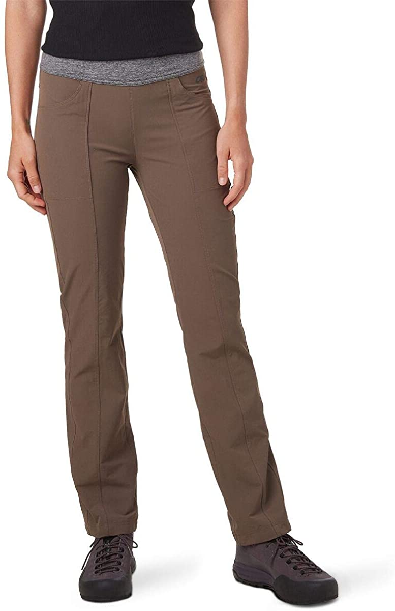 Outdoor Research Mystic Pant - Women's Mushroom, XS/Reg