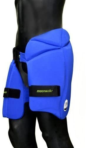 Moonwalkr Cricket Thigh Pads Set & Lower Body Protector RH (Mens)