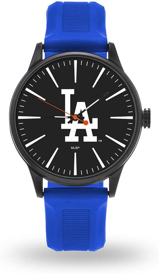 Rico Industries MLB Los Angeles Dodgers Watch, One Size, Team Color