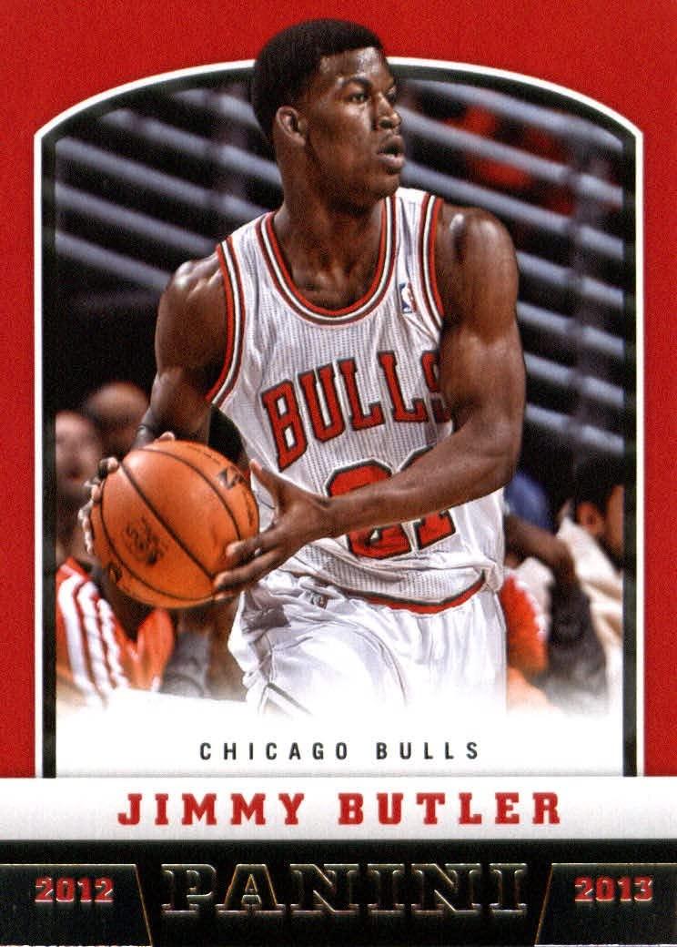 2012 Panini Basketball Rookie Card (2012-13) IN SCREWDOWN CASE #225 Jimmy Butler Mint