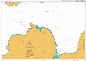 UKHO BA Chart 4471: Mindanao North West Coast. Lanboyan Point to Initao Point