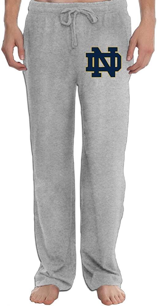 PTR Men's University of Notre Dame Workout Pants