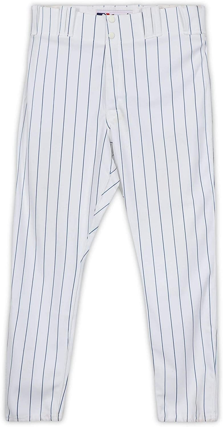 Larry Rothschild Chicago Cubs Game-Used White Pants from the 2010 MLB Season - Fanatics Authentic Certified