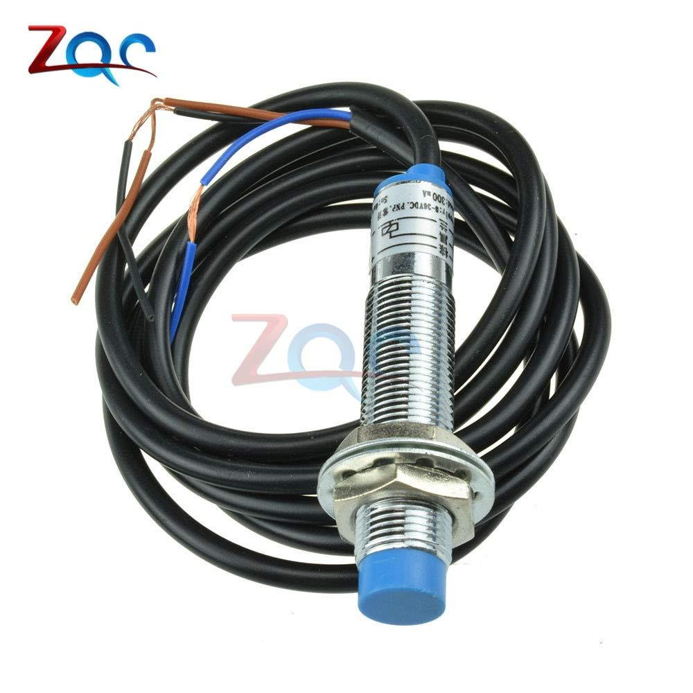 LJ12A3-4-Z/BY Inductive Proximity Sensor Switch PNP DC 6V-36V New