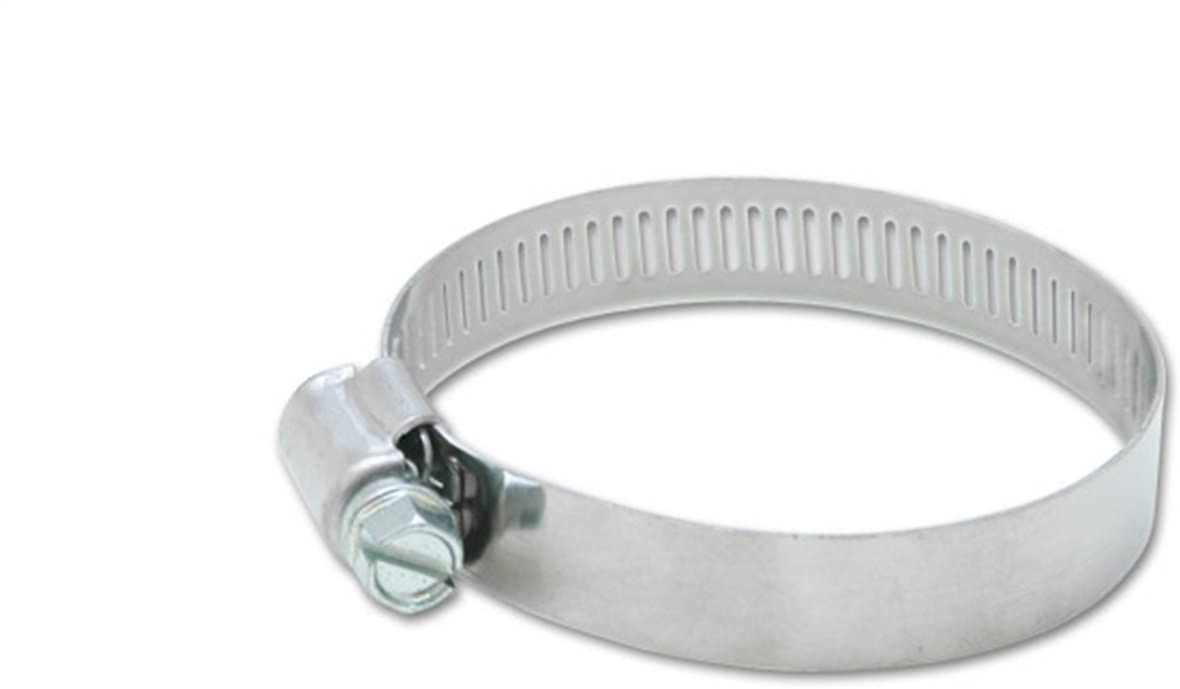 Vibrant 12152 Stainless Steel Worm Gear Clamp, (Pack of 10)
