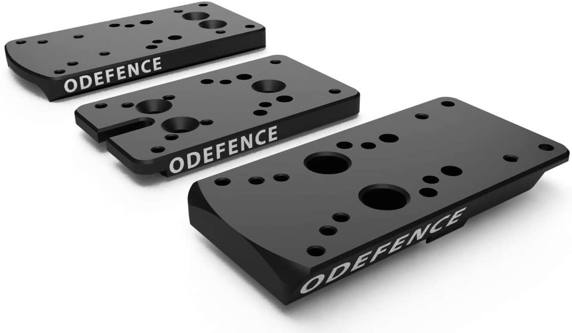Oceania Defence Red Dot Mounting Plate (Compatible with Glock 17/19)