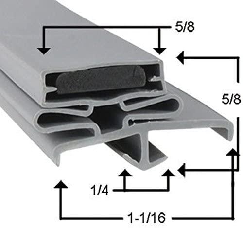 Traulsen Model ARI332LPUT Magentic Door Gasket