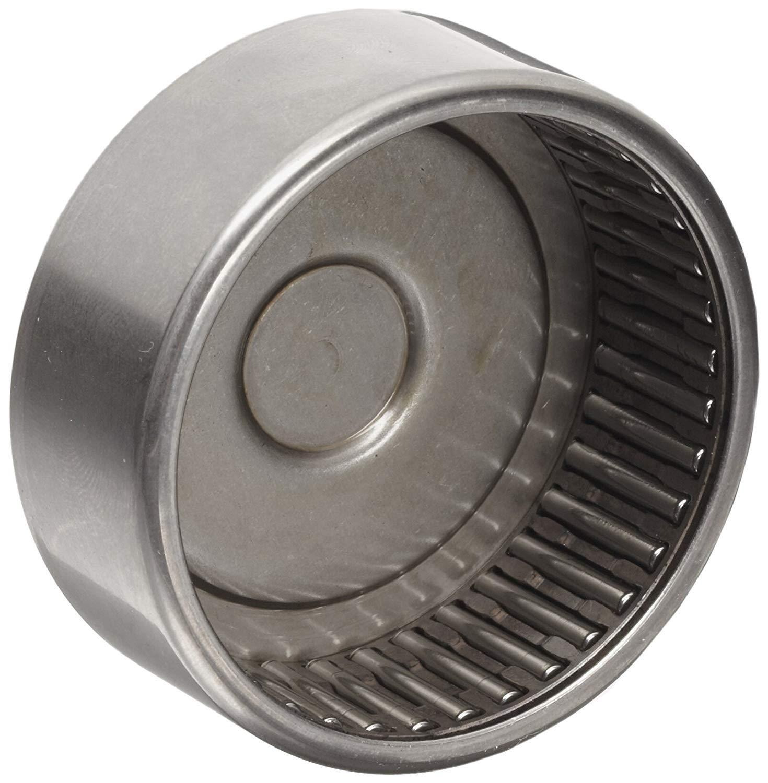 Koyo BK3026 Needle Roller Bearing, Steel Cage, Closed End, Open, Metric, 30mm ID, 37mm OD, 26mm Width