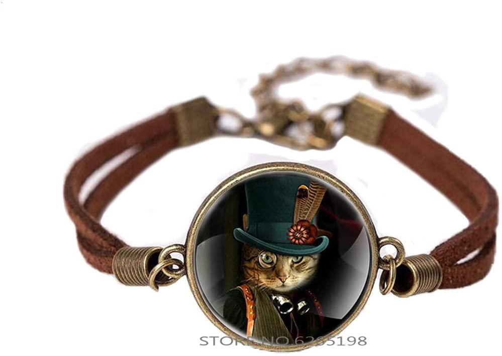 Cat Bangle, Cat Jewelry, Cat Bracelet, Cat Bangle Jewelry,Cat Lovers Gift Cat Parents Gift,N022