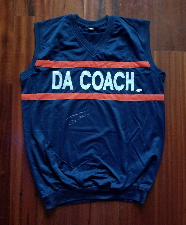 Mike Ditka Autographed Signed Signed Da Coach Vest Jersey Chicago Bears JSA