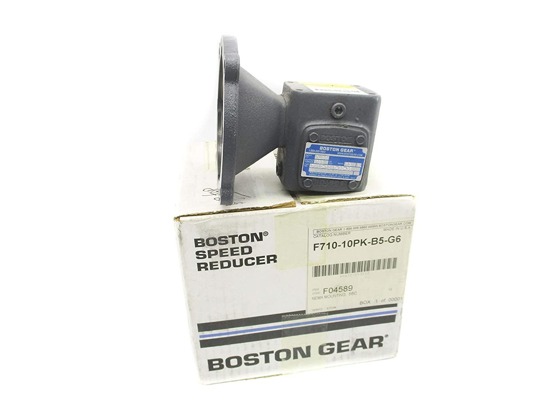 Boston Gear F710-10PK-B5-G6 NSMP