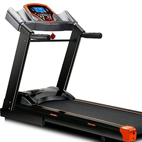GYGJXIZ-Z Zwjpbj Treadmills for Home, Folding Home Treadmills, Exercise Electric Walking Machines, Exercise Equipment