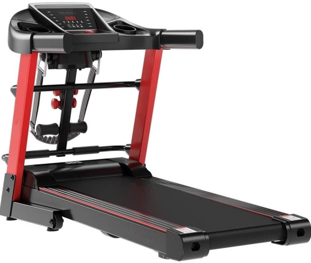 GYGJXIZ-Z Zwjpbj Treadmills for Home, Foldable Household Treadmill, Multifunctional High Horsepower Walking Machine, Weight Loss Fitness Equipment