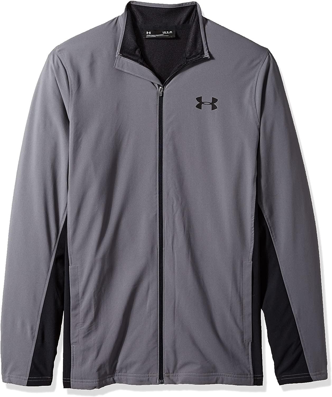 Under Armor Men's Lined Warm-Up Jacket