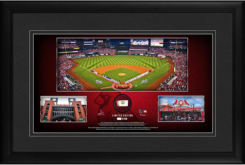 St. Louis Cardinals Framed 10