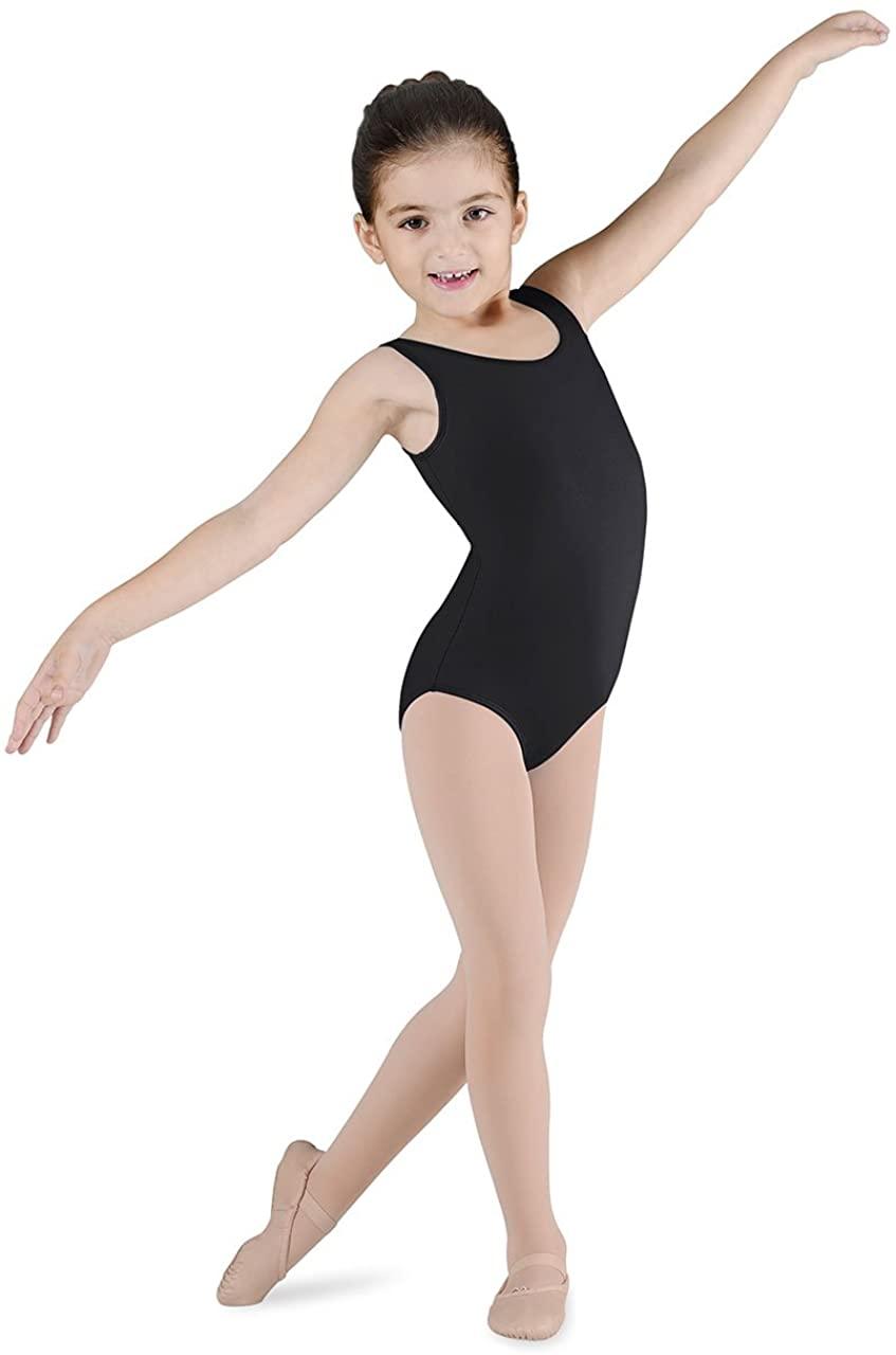 Bloch Dance Girls Dynamic Microlux Tank Leotard