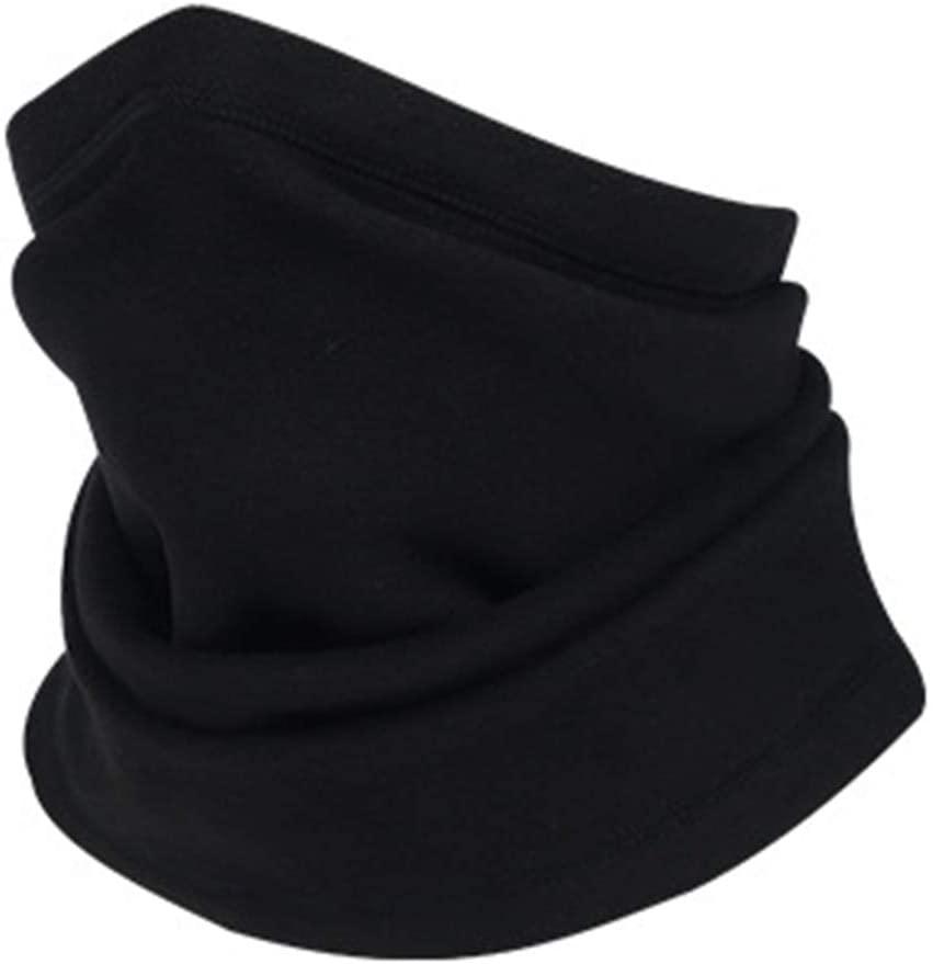 Maserfaliw Face Mask Scarf Winter Outdoor Sports Windproof Face Neck Scarf Headband Bandanas Cycling Mask Black