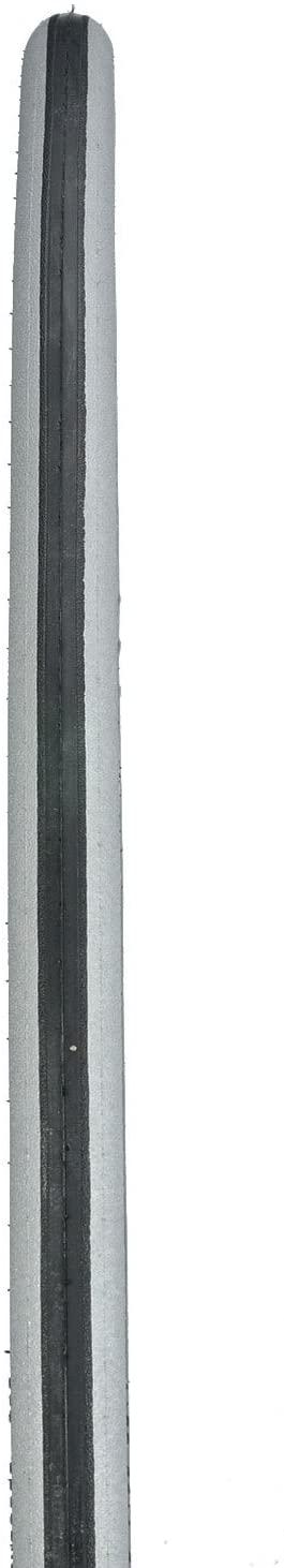 Hutchinson Equinox 700 x 23 Silver/Black Aramid/Folding Bead Road Tire.