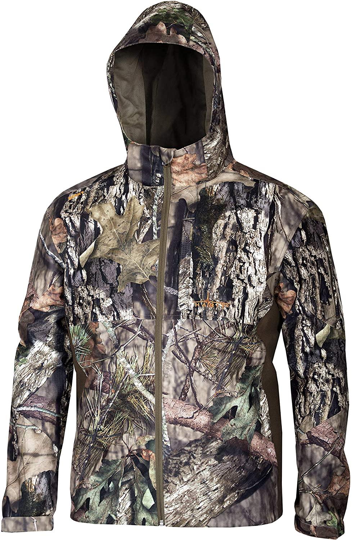 HABIT Men's Buck Hollow Waterproof Jacket