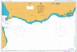 BA Chart 3661: Gulf of Aden, Bab el Mandeb to Aden Harbour