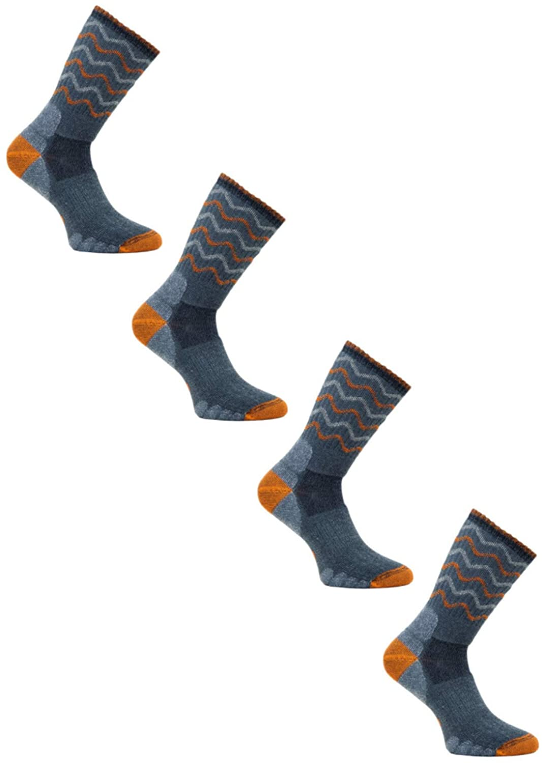 Eurosock Rub - Dark Grey - L 4 Pack