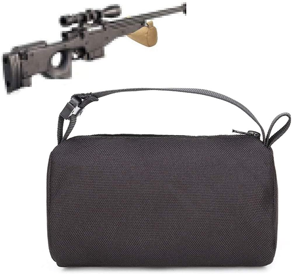 LIVIQILY Tactical Gun Rest Bag Bracket Sandbag Support Without Sand Target Shooting Stand for Gun Hunting Accessories