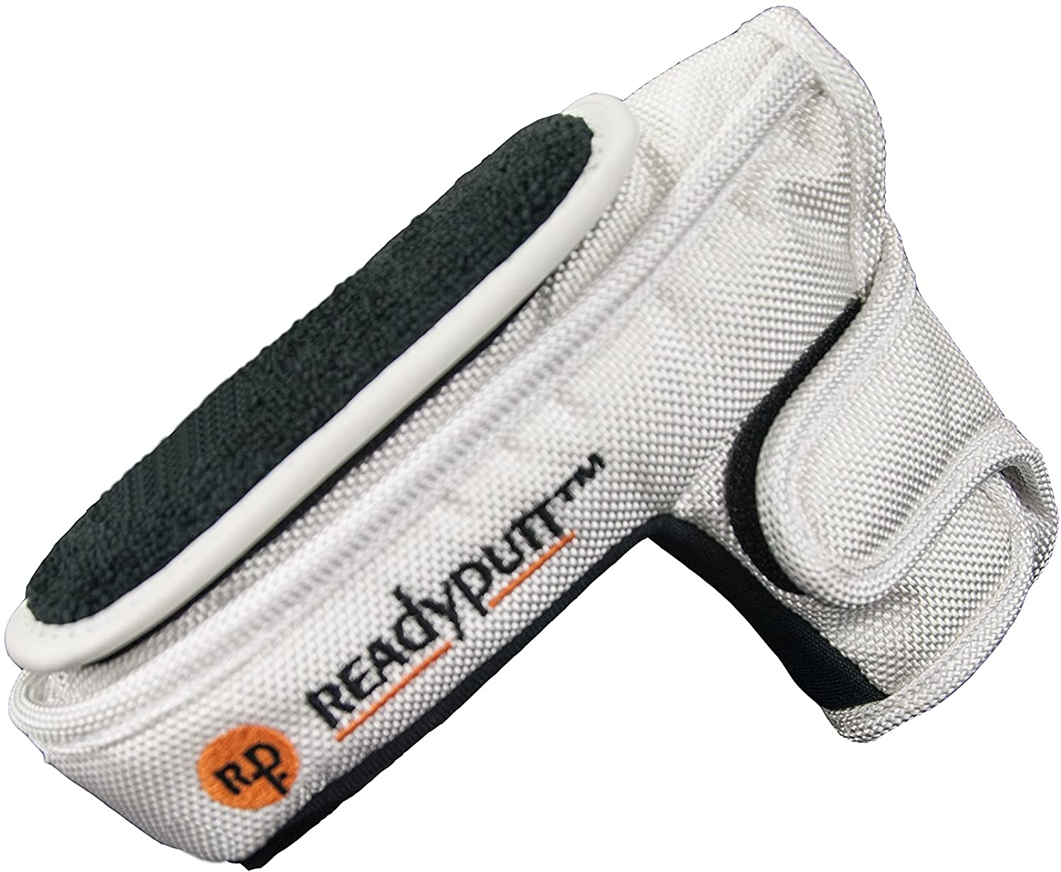 ReadyPutt Plus Golf Putter Headcover, White