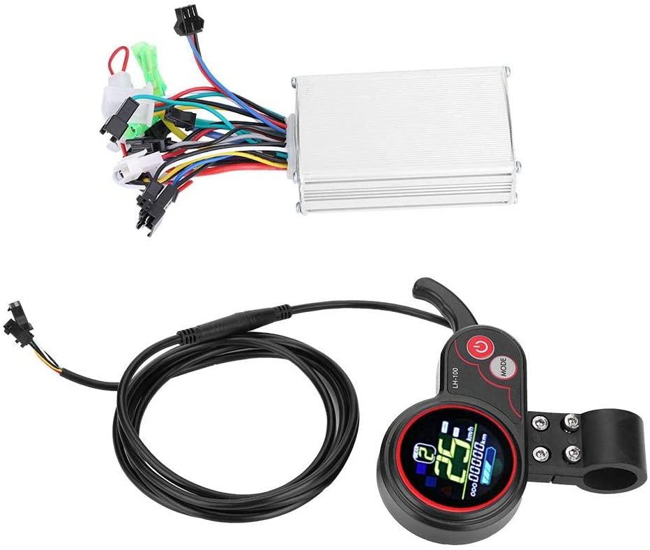 Tbest Ebike Speed Controller,Brushless Motor Controller Brushless Controller for E-Bike & Scooter