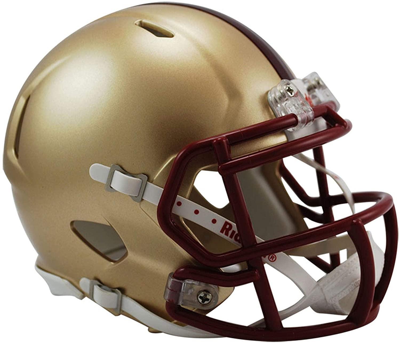 Riddell Boston College Eagles Revolution Speed Mini Football Helmet - College Mini Helmets