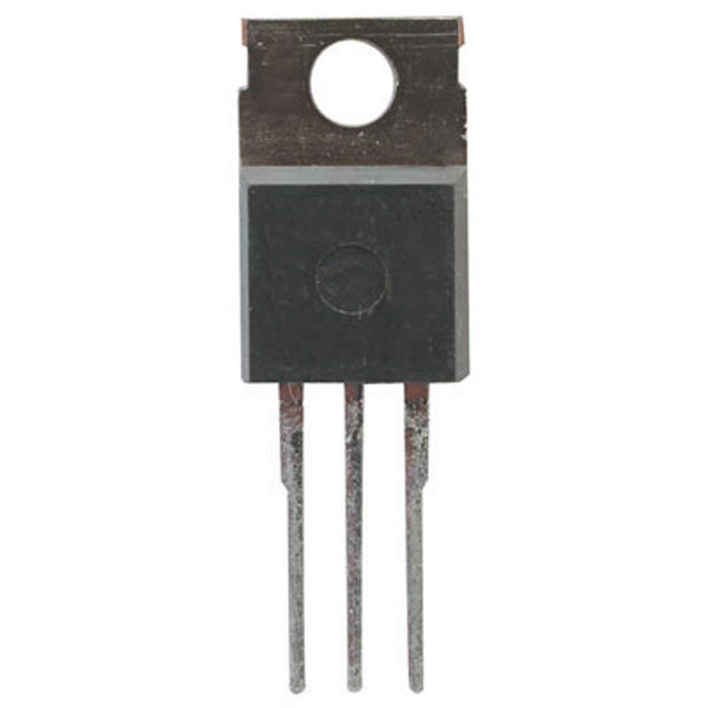 Major Brands TIP102-VP Darlington NPN Transistor, 100 Volt, 8 Amp, 3-Pin, TO-220 Amp B Rail, 9.28 mm H x 4.82 mm W x 10.28 mm L (Pack of 10)