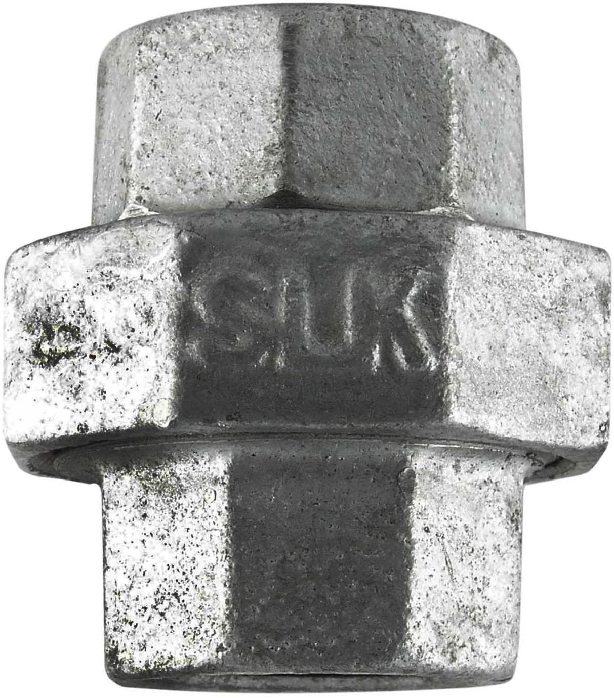 B & K 511-707BG 1-1/2 GALV UNION