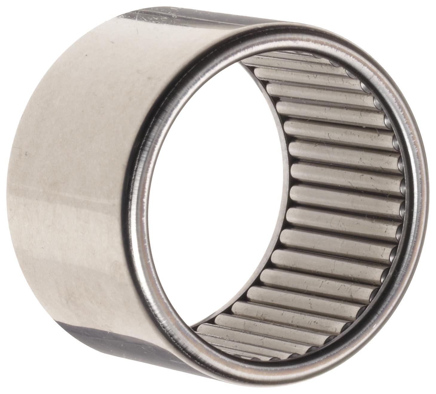 Koyo B-1516 Needle Roller Bearing, Full Complement Drawn Cup, Open, Inch, 15/16