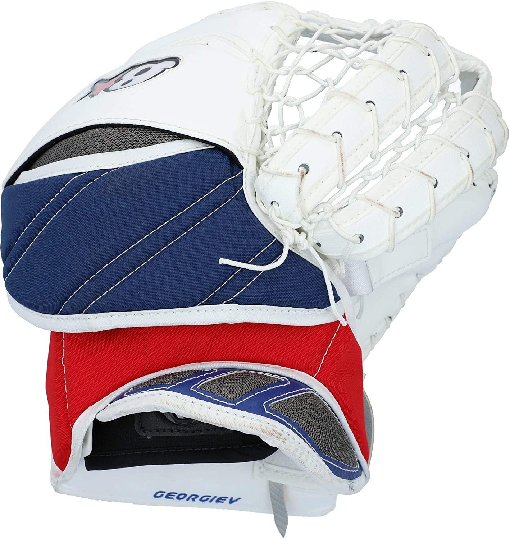 Alexandar Georgiev New York Rangers Game-Used #40 Glove from the 2018-19 NHL Season - Fanatics Authentic Certified