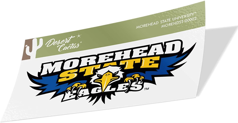 Morehead State University MSU Eagles NCAA Vinyl Decal Laptop Water Bottle Car Scrapbook (Sticker - 00002)