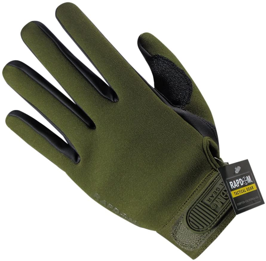 RAPDOM Tactical All Weather Shooting Gloves
