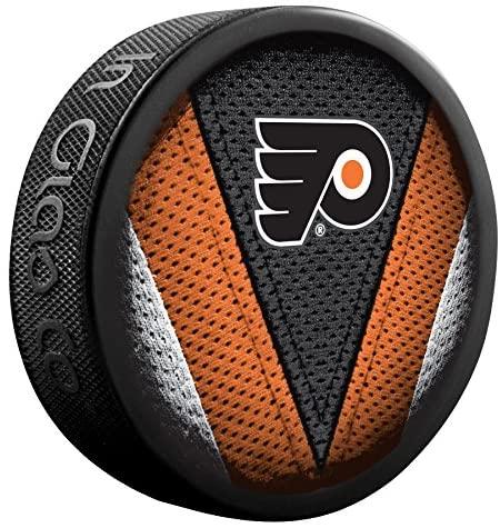 Inglasco NHL Philadelphia Flyers 510AN000588 Souvenir Puck