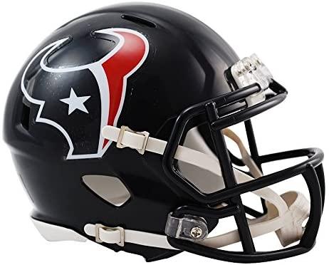 Riddell NFL Houston Texans Speed Mini Football Helmet