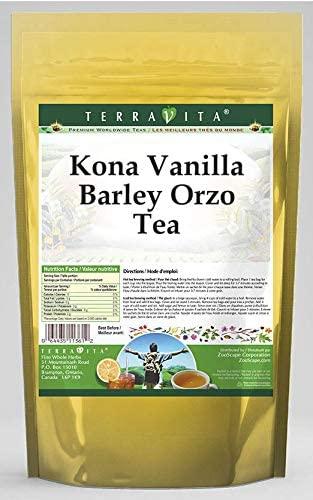Kona Vanilla Barley Orzo Tea (50 Tea Bags, ZIN: 564483) - 3 Pack