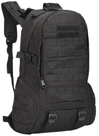 ZhaJunBag 40L 3P Tactical Backpack Military Bag Army Camping Men Tactical Cycling Hiking Outdoor Climbing Backpack Bags