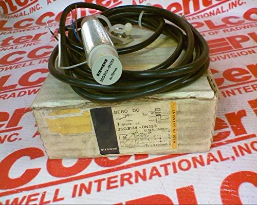 FURNAS ELECTRIC CO 3SG3134-0NJ33 Proximity Switch CAPACITIVE 10MM Range 11-30VDC