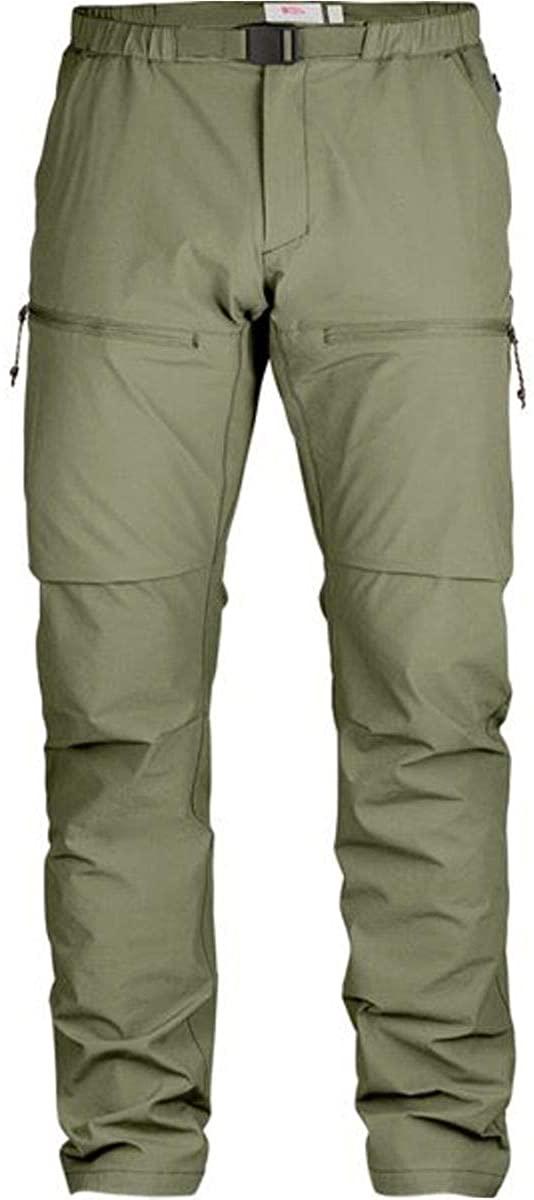 Fjallraven Men's High Coast Hike Trousers Long - Green - 50