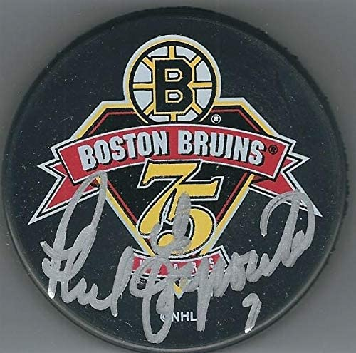 Phil Esposito Signed Puck - Autographed NHL Pucks