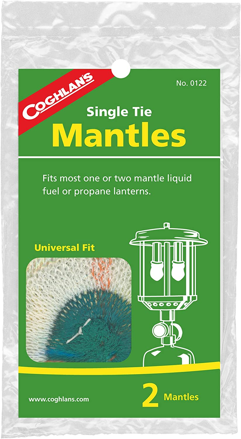 Coghlan's Mantle Replacements/Single Tie (Package of 2)