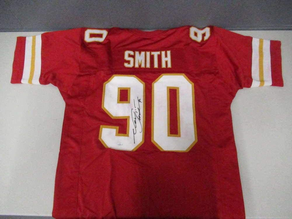 Neil Smith Signed Inscribed