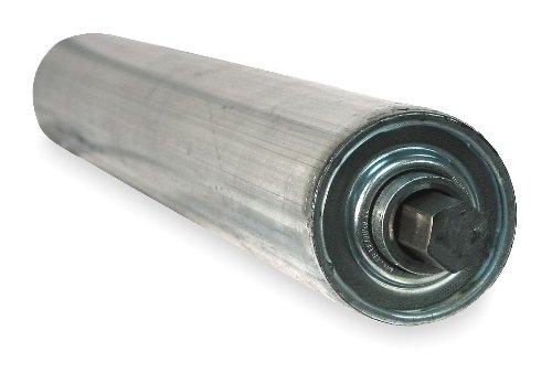 Ashland Conveyor - SG33 - Galv Replacement Roller, 2-1/2InDia, 33BF