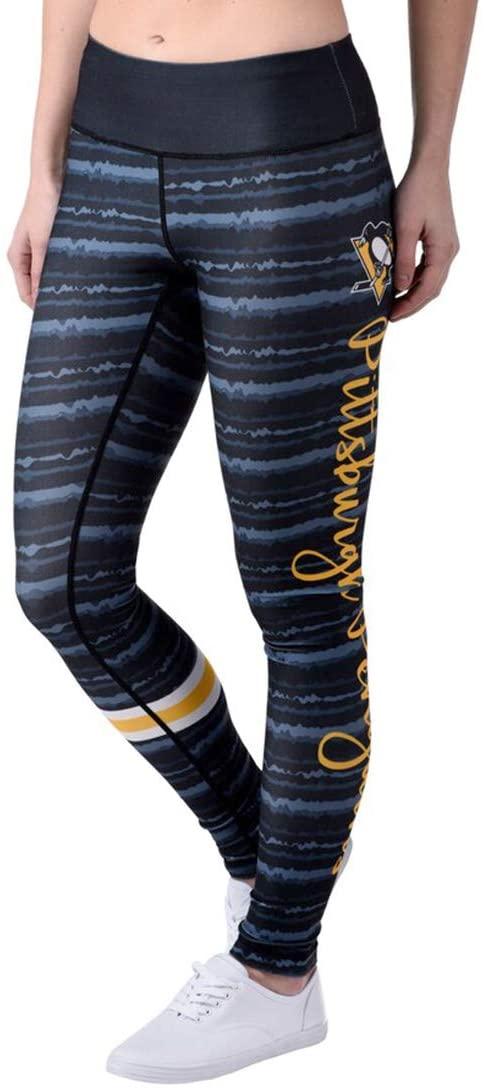 FOCO NHL Women's Aztec Print Leggings