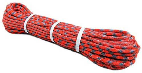 Rope 10mm Climbing Lifesaving Canyoning Safety Speed Drop Static