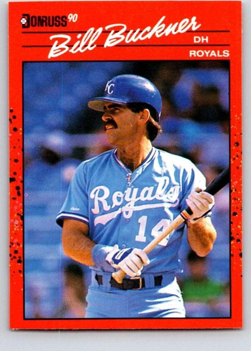 1990 Donruss #474 Bill Buckner NM-MT Royals