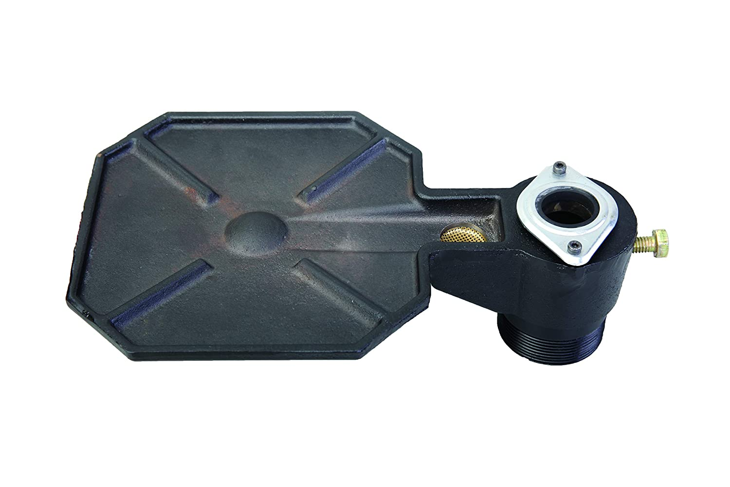 GROZ Replacement Drip Pan for Rotary Manual Fuel Transfer Pump (44083)